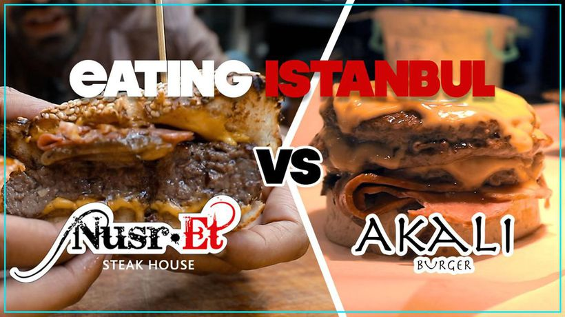 Eating Istanbul: Istanbul's best burger