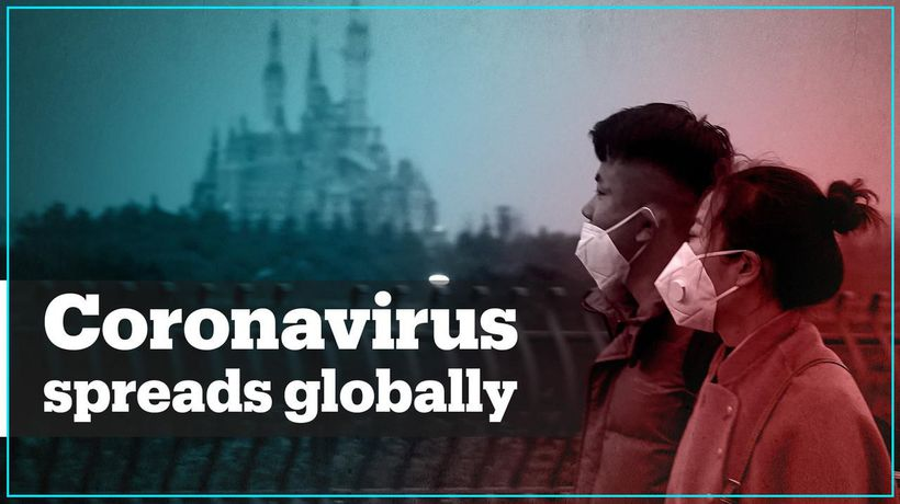 Anxiety grows as China coronavirus spreads to other countries