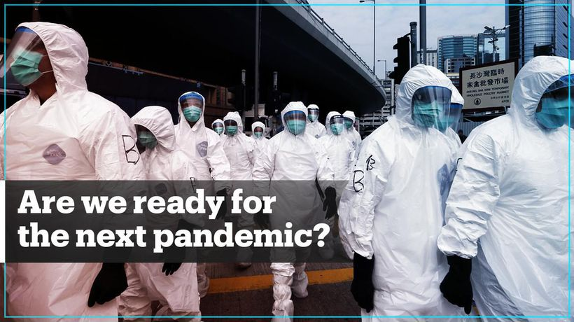 Are we ready for a pandemic?