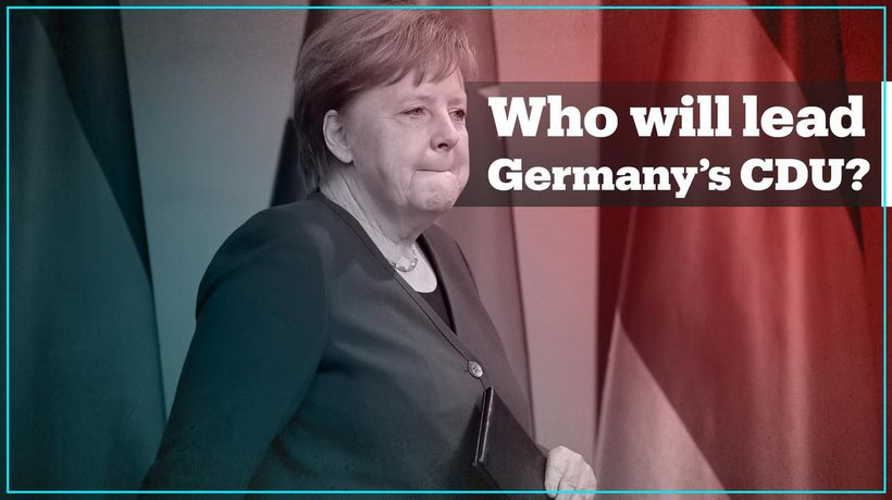 Who will lead Germany's Christian Democrats?