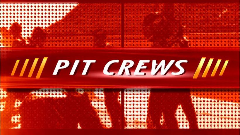 Pit Crews - NASCAR Trucks