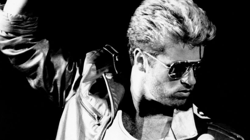 The Changing Face Of George Michael