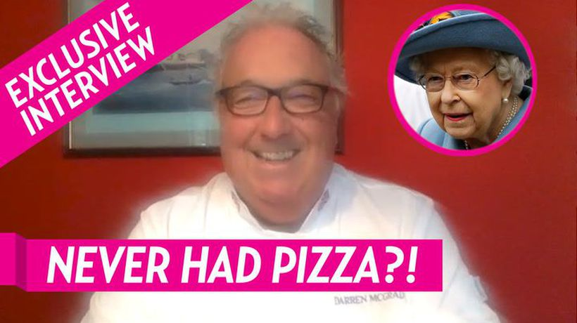 Former Royal Chef Darren McGrady Said The Queen 'Never Had Pizza' On His Watch