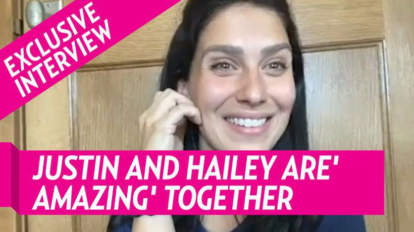 Hilaria Baldwin Says Justin Bieber And Hailey Baldwin Are 'Definitely Soulmates': They're 'Amazing'