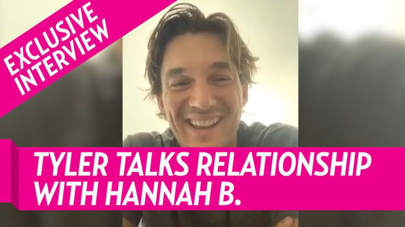 Tyler Cameron: Hannah Brown And I 'Struggled' To Figure Out What Our Relationship Is