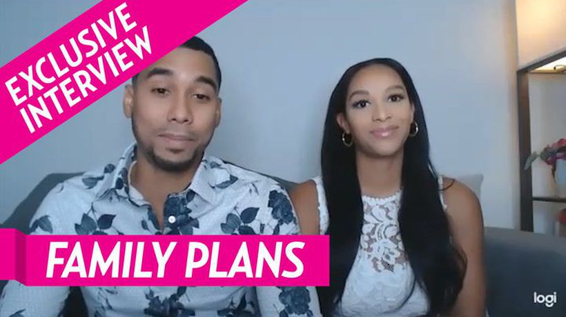 The Family Chantel's Chantel And Pedro 'Want Children,' Share Future Family Plans