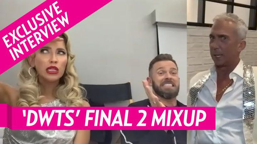 'Dancing With The Stars' Cast React To Tyra Bank's Final 2 Mixup