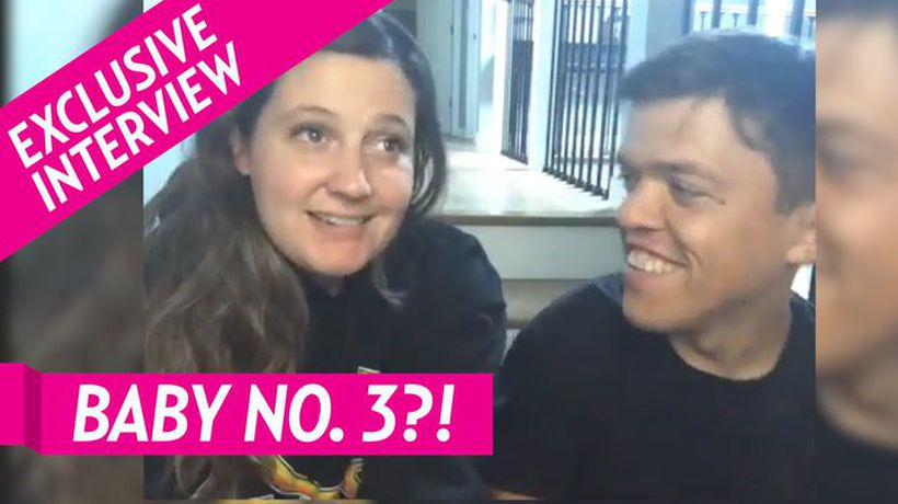 Tori Roloff And Zach Roloff Aren't On The Same Page For Baby No. 3 As Tori Feels 'More Confident' Wi