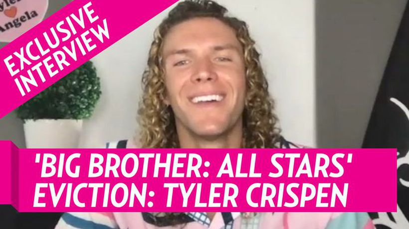Big Brother: All-Stars' Tyler Crispen Talks About 'Playing Reckless' And Wanting To Quit