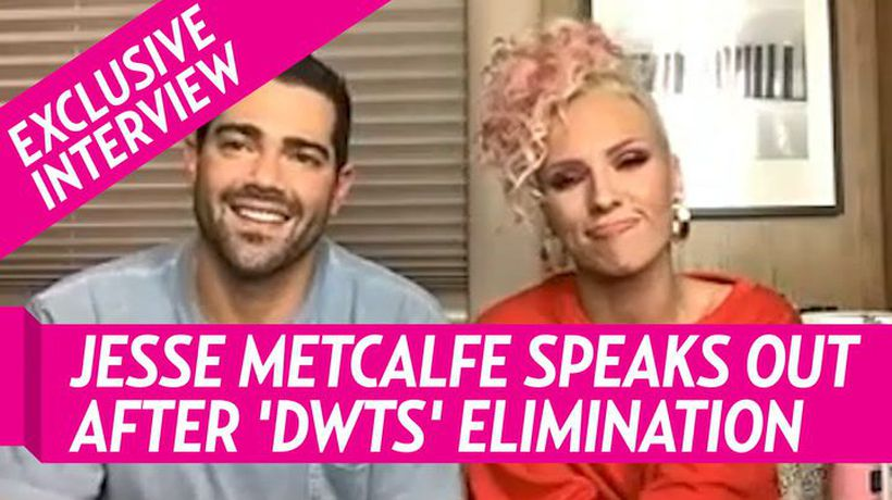 Jesse Metcalfe Speaks Out After 'DWTS' Elimination: 'I Don't Think The Right Choice Was Made'