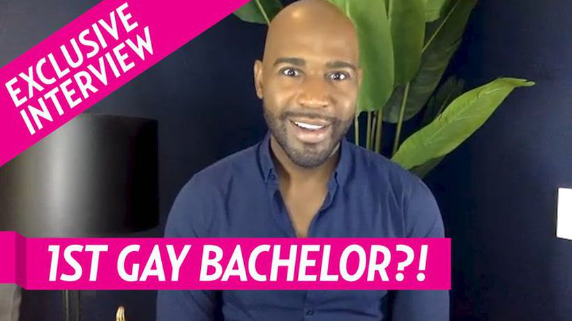 Karamo Brown Reveals He Would Be The First Gay 'Bachelor' After His Split From Fiancé
