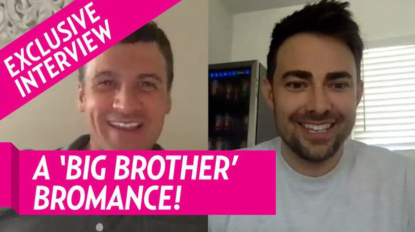 Ryan Lochte And Jonathan Bennett Talk Bromance And How They Are Helping During The Pandemic