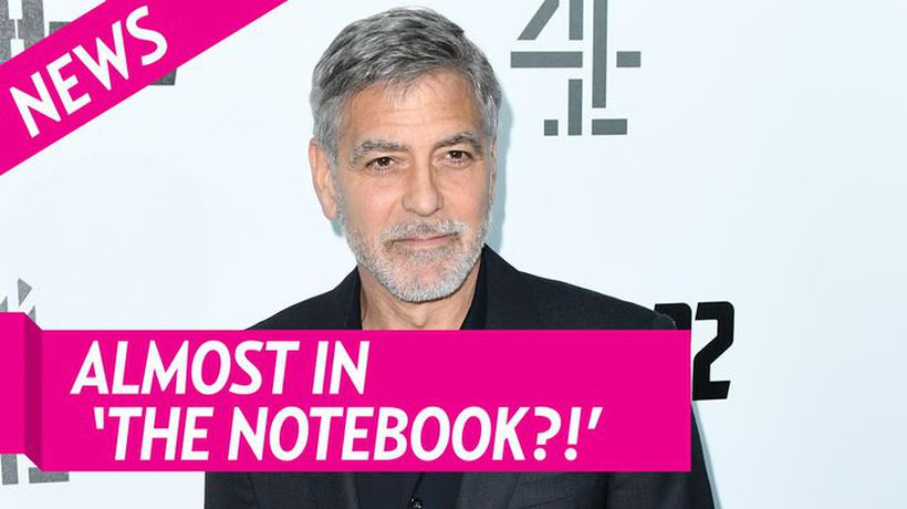 George Clooney Says He Nearly Starred In 'The Notebook' Alongside Paul Newman