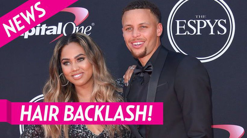 Stephen Curry Defends Ayesha Curry After Hair Backlash