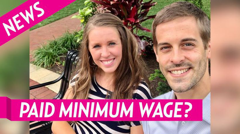 Jill Duggar Claims She Didn't Get Paid During Reality Shows Until Getting A Lawyer — The Made 'Minim
