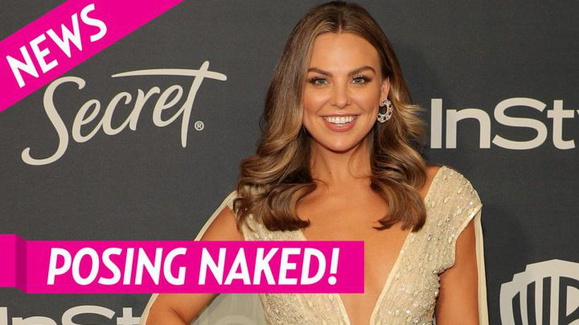 'Bachelorette' Alum Hannah Brown Poses Naked On Vacation In Sexy Pool Pic