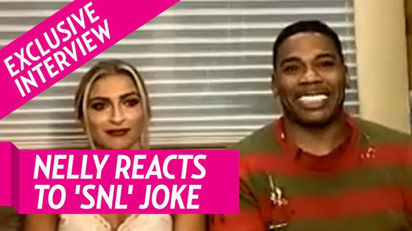 Nelly Has The Best Response To Saturday Night Live's Diss That He's A 'Missing' Rapper- 'It Was Funn