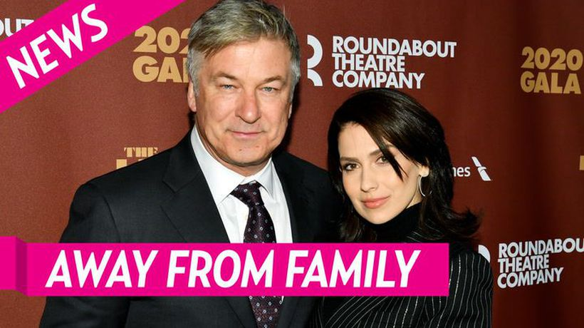 Alec Baldwin Has Been Quarantining 'For Months' In Separate House