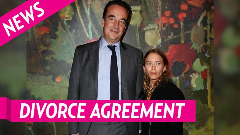 Mary-kate Olsen And Olivier Sarkozy Reach Divorce Agreement