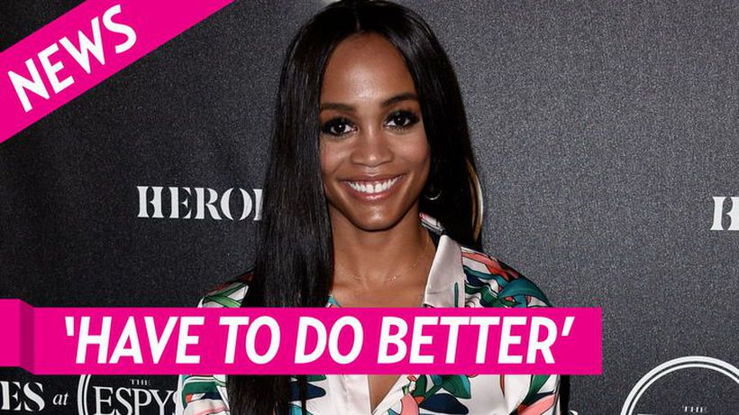 Rachel Lindsay Calls Out 'Bachelor' Casting After James Taylor's Tweets