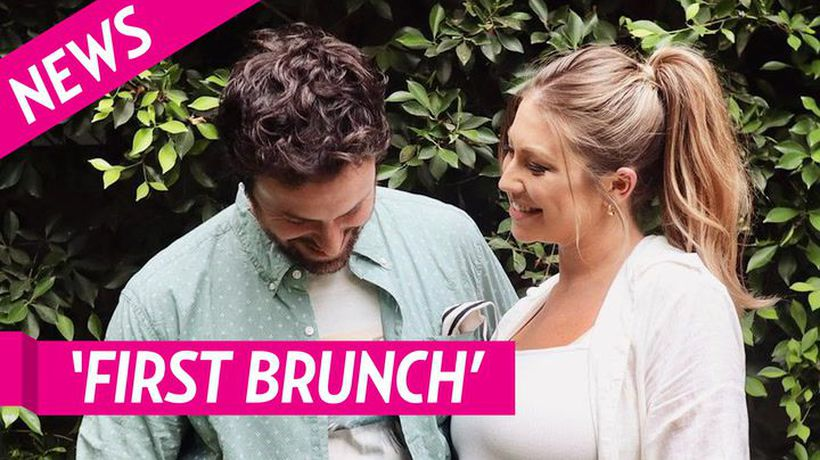 Stassi Schroeder And Beau Clark Enjoy 'First Brunch' With Daughter