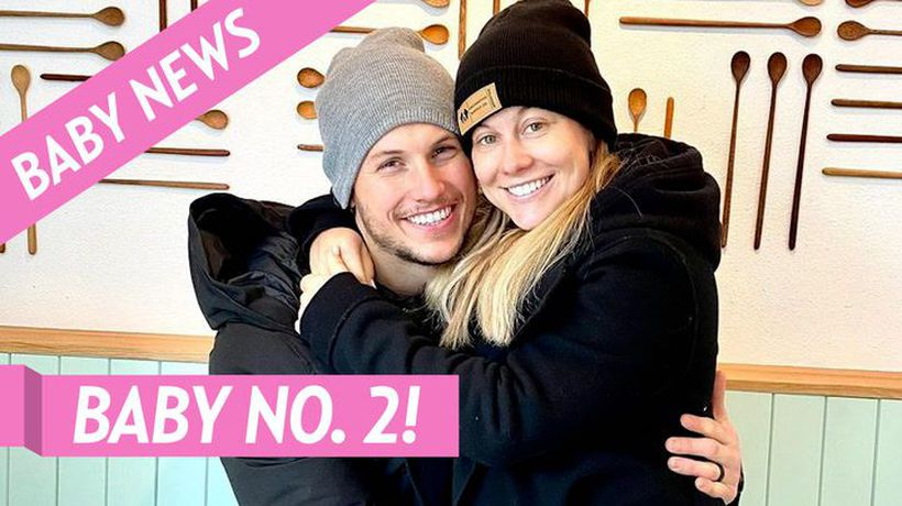 Shawn Johnson And Andrew East Are Expecting Baby No. 2