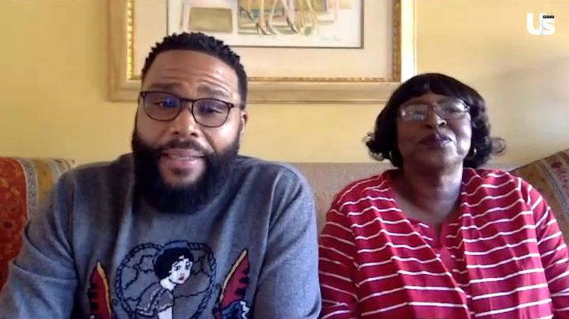 Anthony Anderson Reveals How He Is Planning For The Future With His Mother Doris