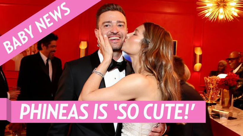 Justin Timberlake Reveals Name Of 2nd Child With Jessica Biel