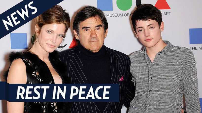 Stephanie Seymour's Son Harry Brant Dead At 24