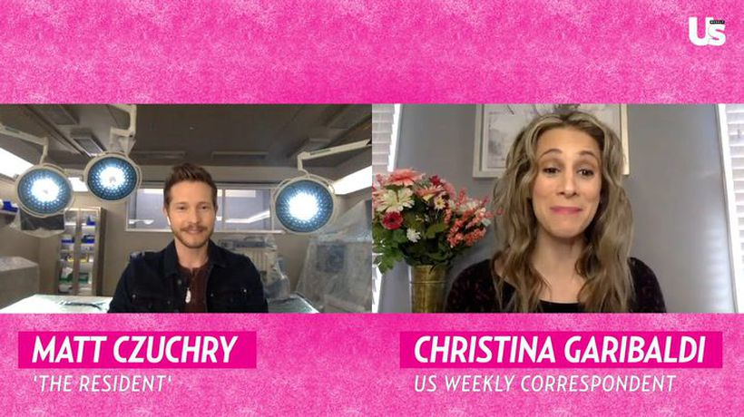 Matt Czuchry Sheds Light On That 'Resident' Baby Bombshell: 'There Will Be Challenges'