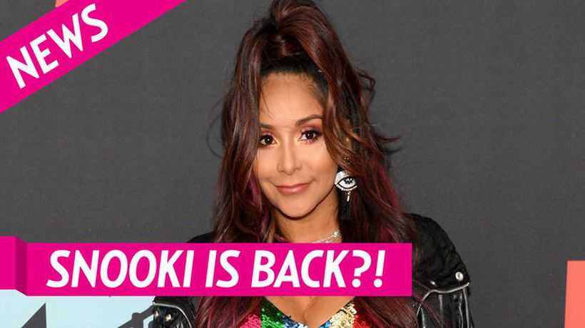Jersey Shore's Snooki Spotted Filming With Angelina 1 Year After 'Retiring'