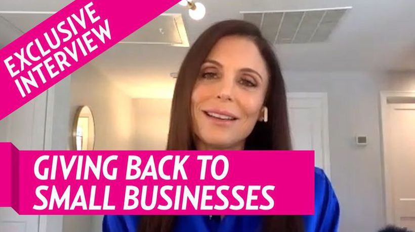 Bethenny Frankel Reveals How She's Giving Back To Small Businesses During The Pandemic