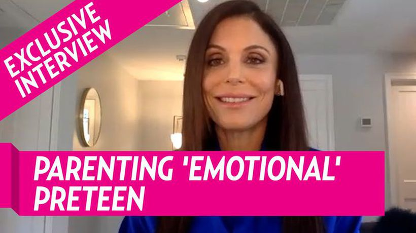 Bethenny Frankel Describes Hardest Part Of Parenting 'Emotional' Preteen