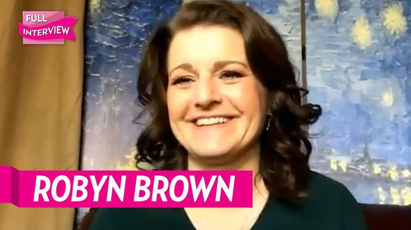 Robyn Brown Full Interview