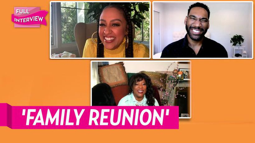 Family Reunion: Netflix's Sitcom Cast Talks New Season