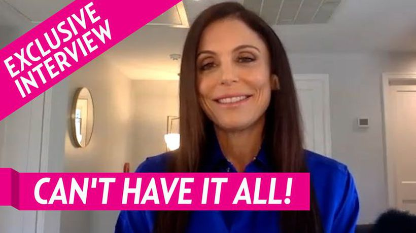 Bethenny Frankel - You Can't Be 'Thin, Successful, Having Sex, Tan And In Good Shape'