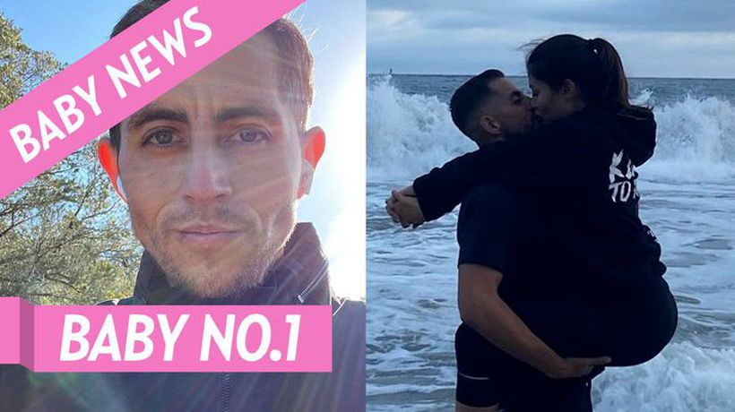 90 Day Fiance's Jorge Nava Welcomes His 1st Child With Girlfriend
