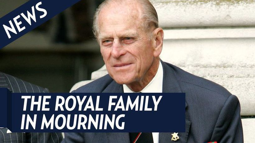 The Royal Family Reacts to Prince Philip's Death as The Queen Enters a Period of Mourning