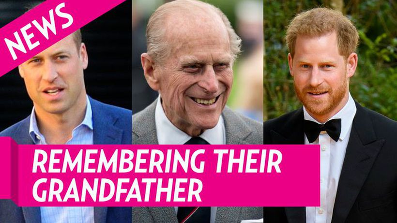 Prince Harry Returns to London for Prince Philip's funeral As He and William Remember Their Grandfat