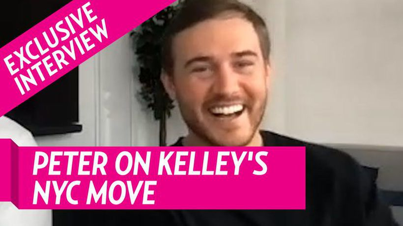 Peter Weber Reveals How He Feels About Ex Kelley Flanagan's Plans To Move To Nyc