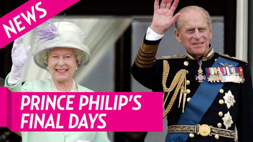 Inside Prince Philip's Final Days As Queen Elizabeth is 'Overwhelmed' By The Outpouring of Love