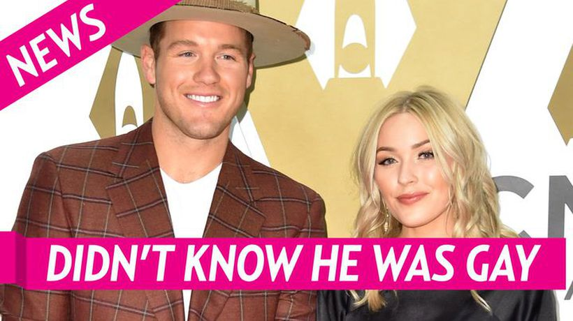 Colton Underwood Confirms He Didn't Tell Cassie Randolph He's Gay
