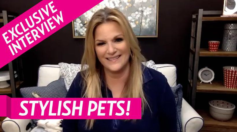 Trisha Yearwood Launches Chic New Line For Your Pets