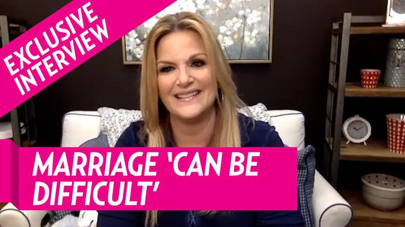 Trisha Yearwood Explains Why Marriage To Garth Brooks 'Can Be Difficult' At Times