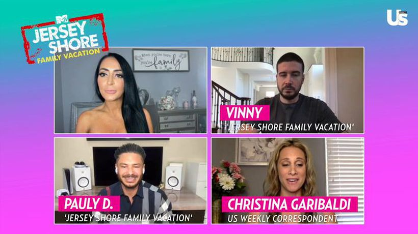 Angelina Pivarnick Says She And Husband Chris Are Taking It 'Day By Day'
