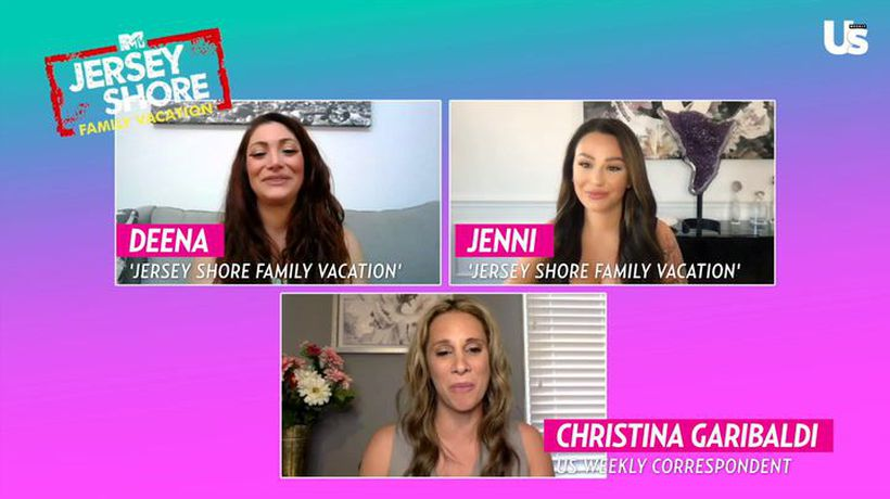 More Mini Meatballs - Jenni 'Jwoww' Farley And Deena Cortese Reveal Whether They Want 3rd Child