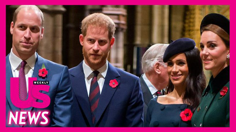 Prince William and Duchess Kate Sent Meghan Markle and Prince Harry a Gift After Welcoming 2nd Baby