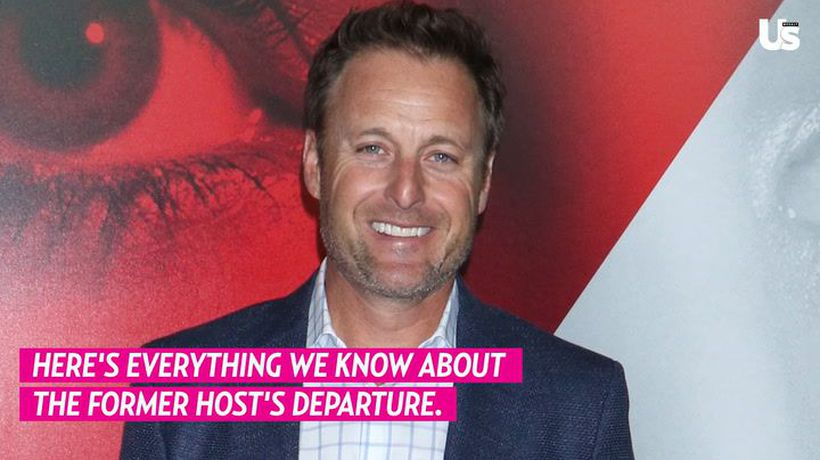Chris Harrison Exits Bachelor Franchise 'For Good' Here Is Everything We Know