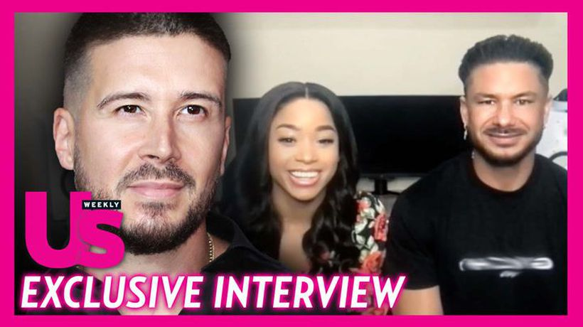 Jersey Shore Vinny On Pauly D & Nikki Hall Marriage & Double Shot At Love Dating Pressures