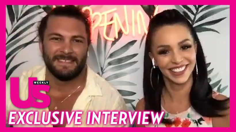Scheana's Fiance Brock Says He And Lala 'Get Into It Throughout' Season 9 Of 'Vpr'